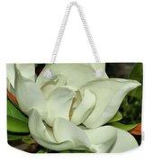 Pure White Fragrant Beauty Weekender Tote Bag