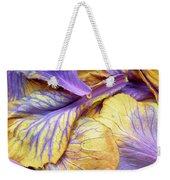 Purple Cabbage Weekender Tote Bag