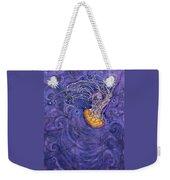 Purple Calm Weekender Tote Bag
