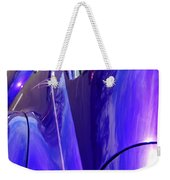 Purple Chevrolet Weekender Tote Bag