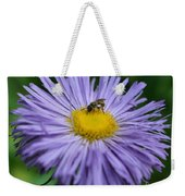 Purple Daisy And Guest Weekender Tote Bag