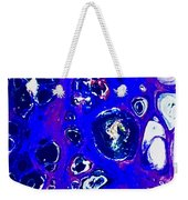 Purple Daze Weekender Tote Bag