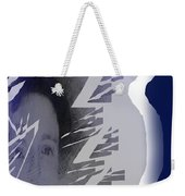 Purple Dream Weekender Tote Bag