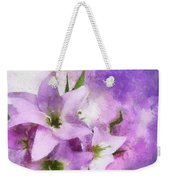 Purple Dreams Weekender Tote Bag