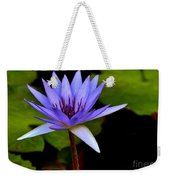 Purple Enchantment 6 Weekender Tote Bag