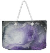 Purple Explosion By Madart Weekender Tote Bag
