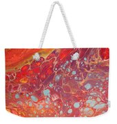 Purple Fire - 11 X 14 Canvas,$250 Weekender Tote Bag