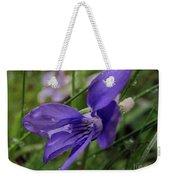 Purple Flower 2 Weekender Tote Bag