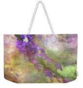 Purple Flowers 8621 Idp_2 Weekender Tote Bag