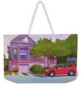 Purple House, Alameda Weekender Tote Bag