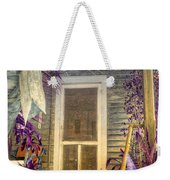 Purple Key West Weekender Tote Bag