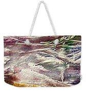 Purple Land Weekender Tote Bag
