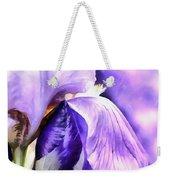 Purple Life Weekender Tote Bag
