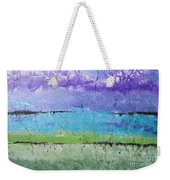 Purple Mountain's Majesty Weekender Tote Bag
