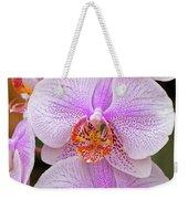 Purple Orchid 1 Weekender Tote Bag