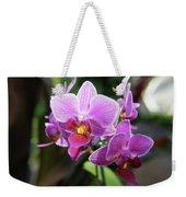 Purple Orchids 2 Weekender Tote Bag