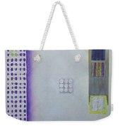 Purple Passion Number 1 Weekender Tote Bag