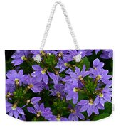 Purple Perspective Weekender Tote Bag