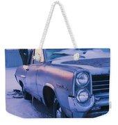 Purple Pontiac Weekender Tote Bag