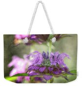 Purple Promises Weekender Tote Bag
