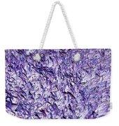 Purple, Purple, And More Purple Weekender Tote Bag