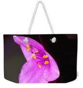 Purple Queen Weekender Tote Bag