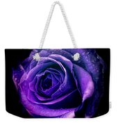 Purple Role Weekender Tote Bag