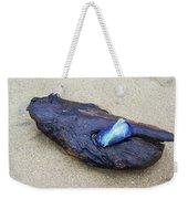 Purple Sail Weekender Tote Bag