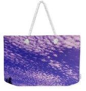 Purple Sky At Casapaz Weekender Tote Bag
