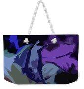 Purple Smash Weekender Tote Bag