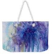 Purple Sofness Weekender Tote Bag