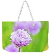 Purple Spring 11 Weekender Tote Bag