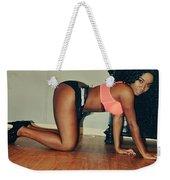 Purry Weekender Tote Bag
