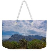 Pusch Ridge Morning H26 Weekender Tote Bag