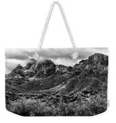 Pusch Ridge Snow No10 Weekender Tote Bag