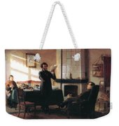 Pushkin In The Village Mihaylovskoye Weekender Tote Bag