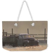 Put Out To Pasture Weekender Tote Bag