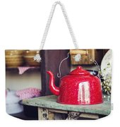 Put The Kettle On Weekender Tote Bag