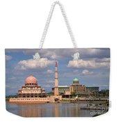 Putra Mosque Weekender Tote Bag