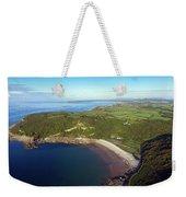 Pwll Du Bay Swansea Weekender Tote Bag