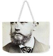 Pyotr Ilyich Tchaikovsky, Russian Weekender Tote Bag