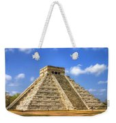 Pyramid Weekender Tote Bag
