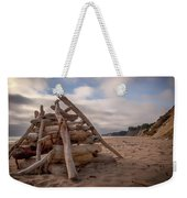 Pyramid In The Sand Weekender Tote Bag