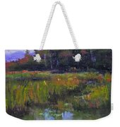 Pyramid Lake Marsh Weekender Tote Bag