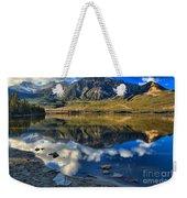 Pyramid Lake Resort Reflections Weekender Tote Bag