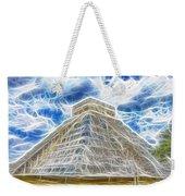Pyramid Of The Maya  Weekender Tote Bag