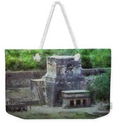 Pyramid View Weekender Tote Bag