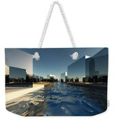 Q-city Two Weekender Tote Bag