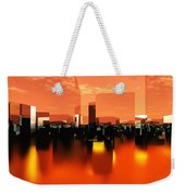 Q-city Zero Weekender Tote Bag
