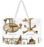 Quadrants And Sextant, 1790 Weekender Tote Bag